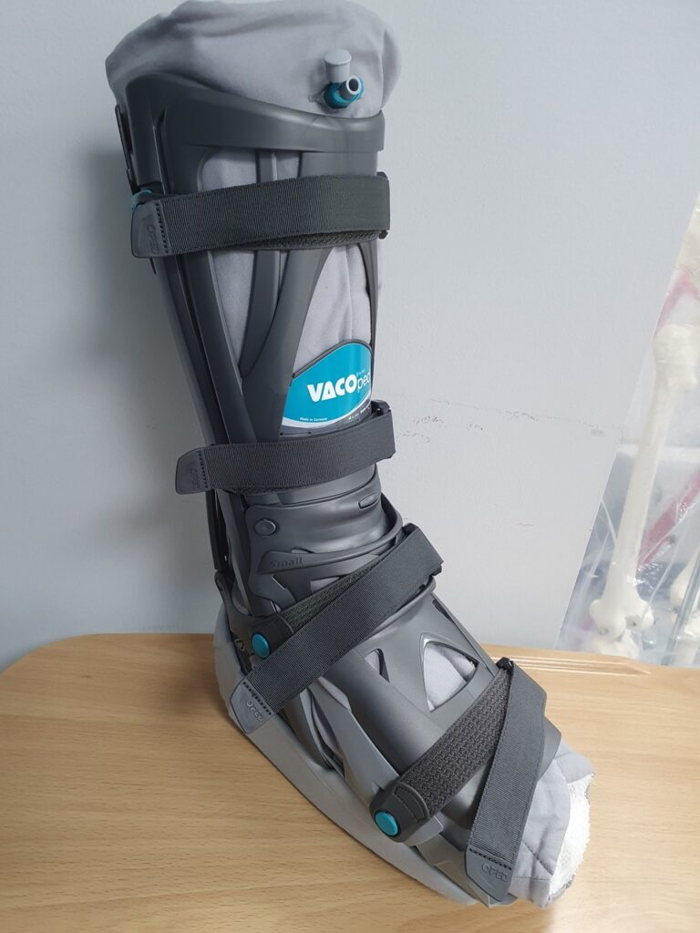 VACOped boot